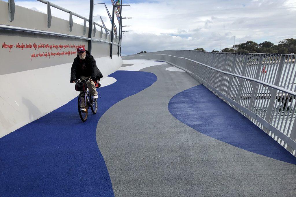 Mandurah Pedestrian Bridge