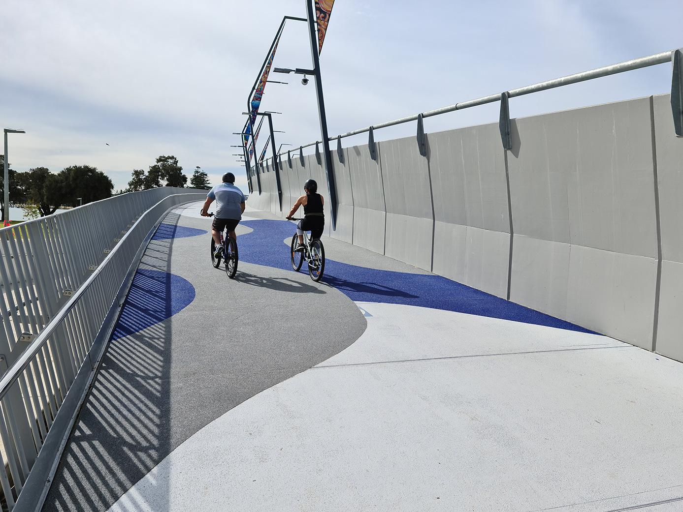 Mandurah Traffic Bridge – Pedestrian Path
