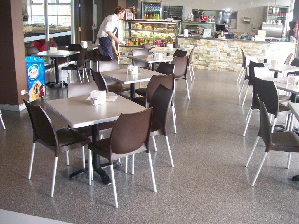 Cafeteria Flooring