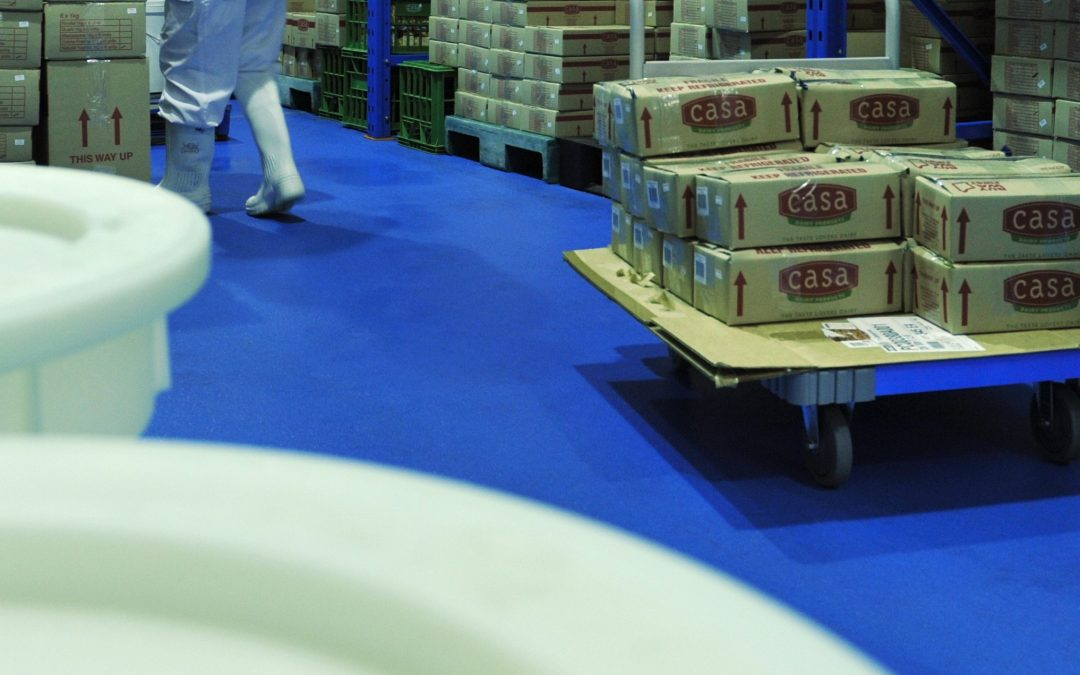 Best Flooring for the Food Processing Industry