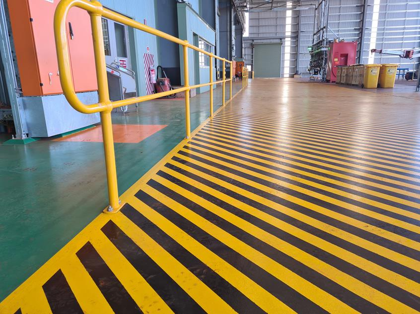 Hazardous Area & FFE