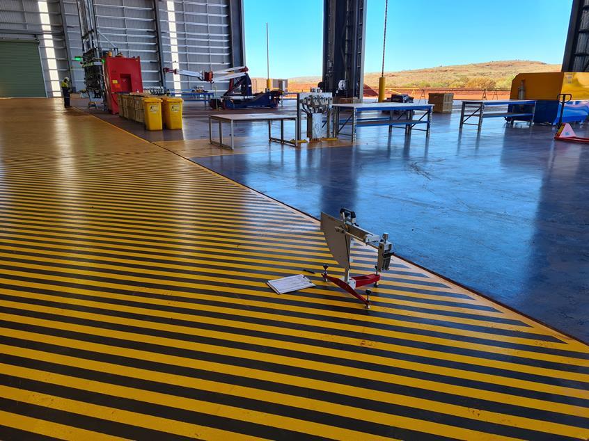 Slip Testing Hazardous Areas